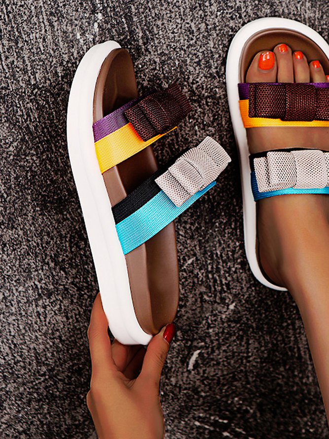 Women's Colorful Slippers