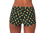 HOT PANT- BOTTOM-PINEAPPLE