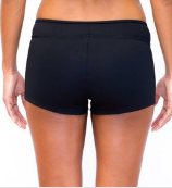HOT PANT BOTTOM - BLACK