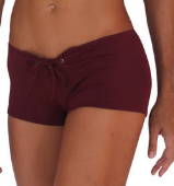HIPSTER BOTTOM- MAROON