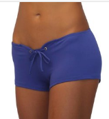 HIPSTER BOTTOM- BLUE VIOLET