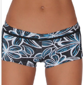 BOY SHORT BOTTOM  -LOTUS