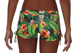 DRAWSTRING SHORT -JUNGLE LOVE