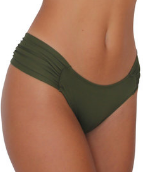 BUTTERFLY BOTTOM- OLIVE