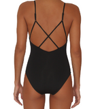 ROYAL FULL ONE PIECE- BLACK