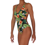 ROYAL SKIMPY ONE PIECE- JUNGLE LOVE