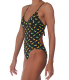 SPORT ONE PIECE- PINEAPPLE