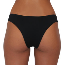 REVERSIBLE RIO BOTTOM- BLACK