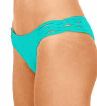 SKIMPY LOVE W/BRAIDS- SEA GREEN