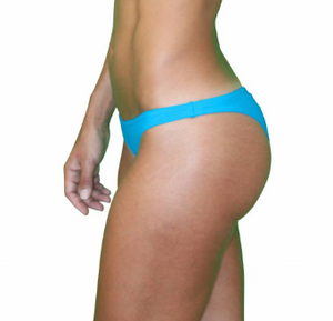 SKIMPY SCRUNCH RIO- ELECTRIC BLUE