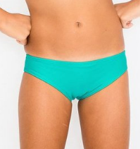 KIDS SCRUNCH BOTTOM- SEA GREEN