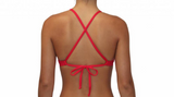 SPORT TIE TOP- RED