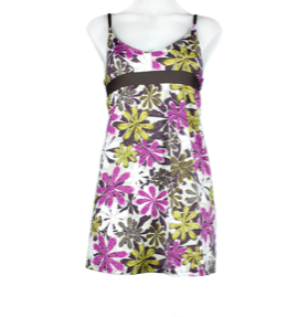 BABYDOLL DRESS- MATISSE