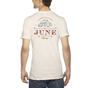 Load image into Gallery viewer, June Farms Staff T-Shirt