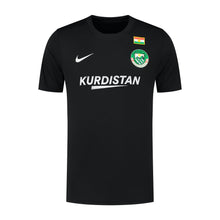 Load image into Gallery viewer, Kurdistan-Shirt-football-Away-Black