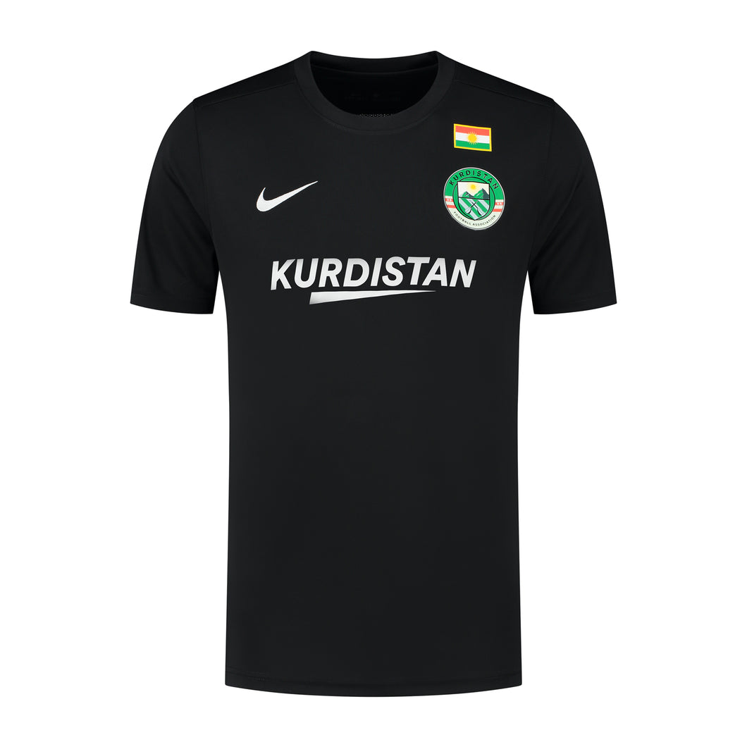 Kurdistan-Shirt-football-Away-Black