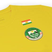 Load image into Gallery viewer, kurdish-yellow-longsleeve