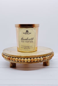Bushnell 8oz Coconut Soy Candle | Hartford Scents Collection