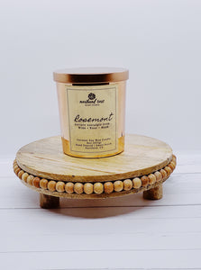 Rosemont 8oz Coconut Soy Candle | Hartford Scents Collection