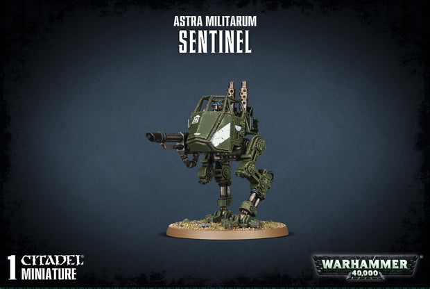 Wh40k: Astra Sentinel