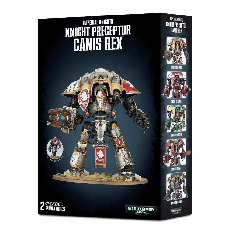 Wh40k: Canis Rex