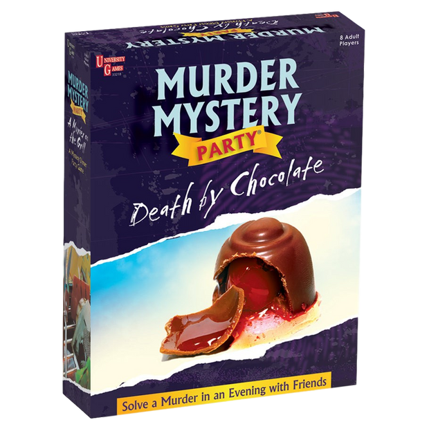 Murder Mystery: Death By Chocolate