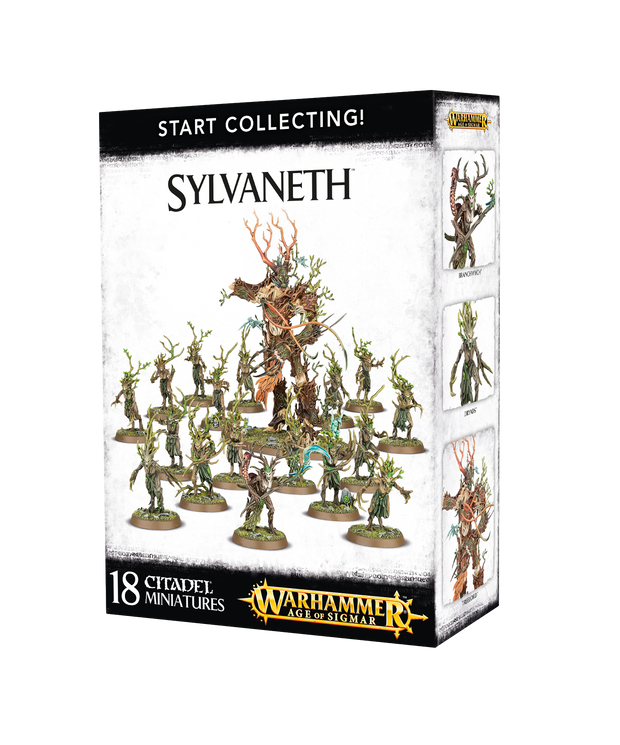 Whaos: Start Collecting! Sylvaneth
