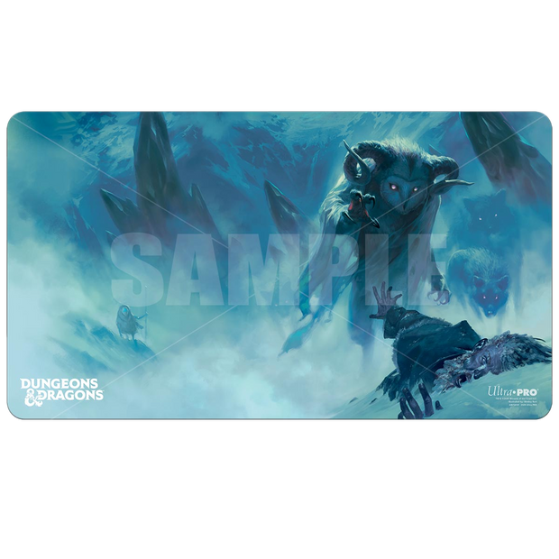 Ultra Pro Play Mat Dungeons and Dragons Cover Series Icewind Dale Rime of the Frostmaiden (PRE ORDER)