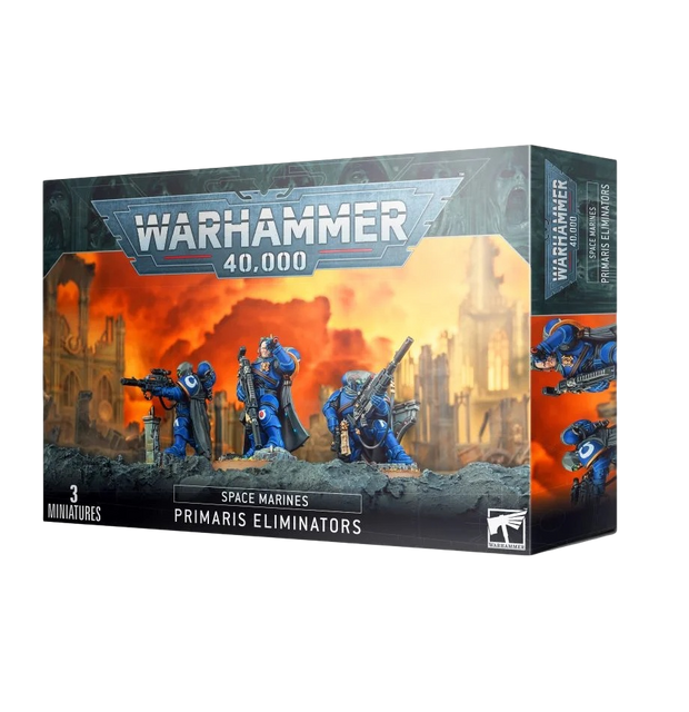Warhammer: Space Marines Primaris Eliminators