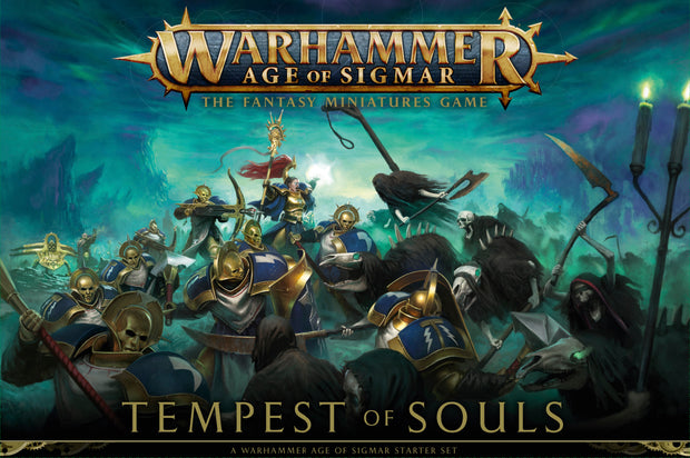 Whaos: Tempest Of Souls