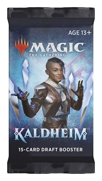 Magic the Gathering: Kaldheim Draft Booster SINGLES