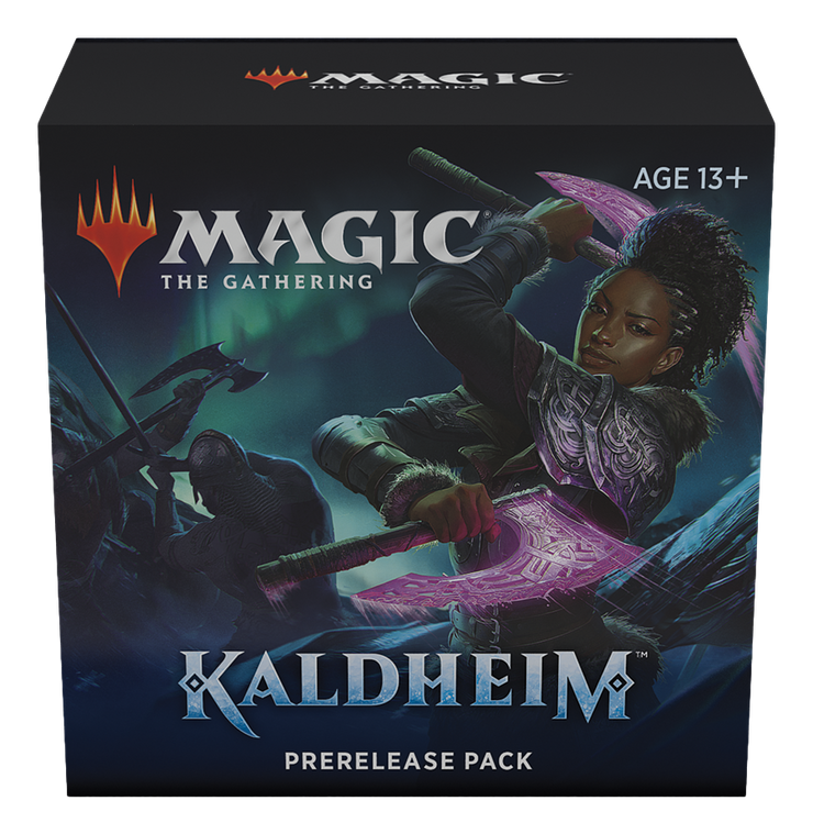 Magic the Gathering: Kaldheim Prerelease Kit