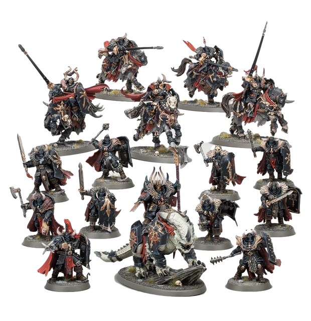 Warhammer AoS - Start Collecting! Slaves to Darkness 2019