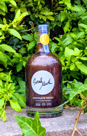 500ml Shimmering Chocolate Hazelnut Vodka