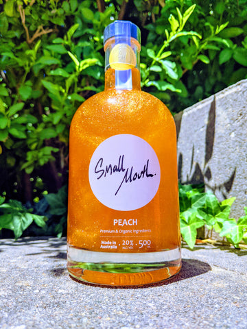 500ml Peach Liqueur