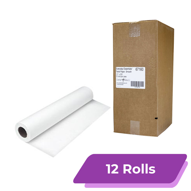 Waxing Bed Paper | Smooth Table Paper