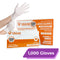 Latex Gloves (Powder-Free) | Size: M (1,000 PCS)