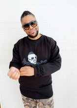 "Load image into Gallery viewer, ""Felix Teez"" by Jean André Crewneck Sweatshirt"