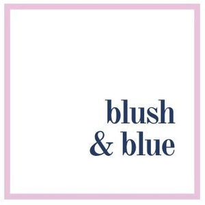 shop blush and blue