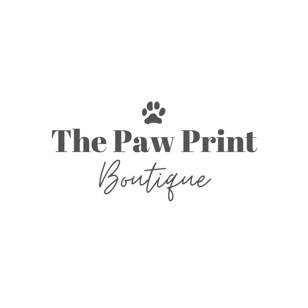 The Paw Print Boutique Gift Card