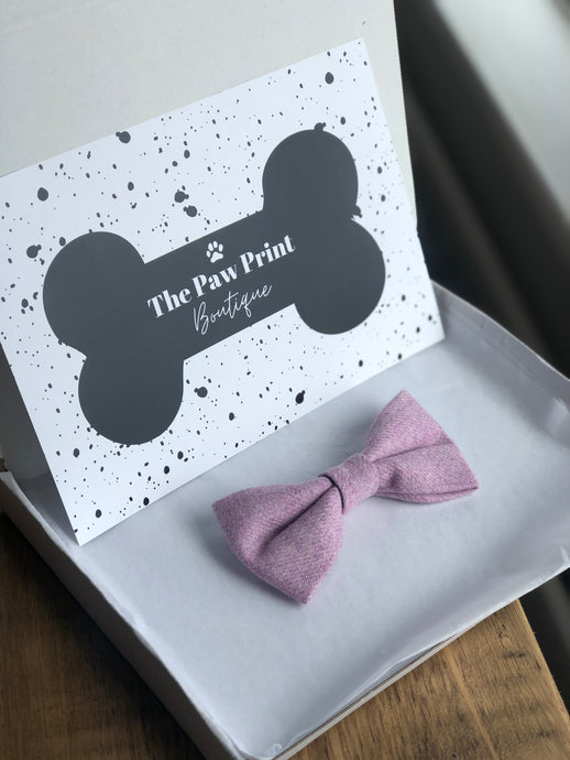 The Polly Pocket Bow Tie