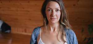 Naomi Elder certified yoga instructor has been teaching in Ottawa and online since 2010