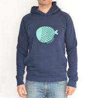 Sudadera Unisex Navy - Mojo Art Shop