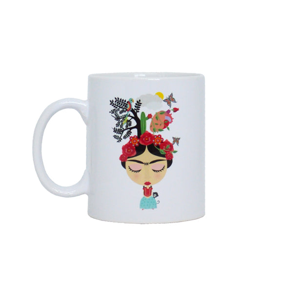 Taza Fridita - Mojo Art Shop