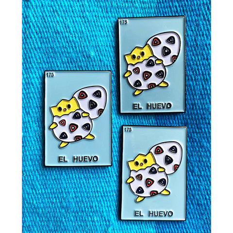 Loteria Togepi Pin