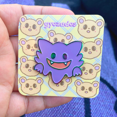Haunter pin