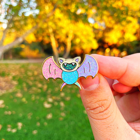 Color patch zubat pin