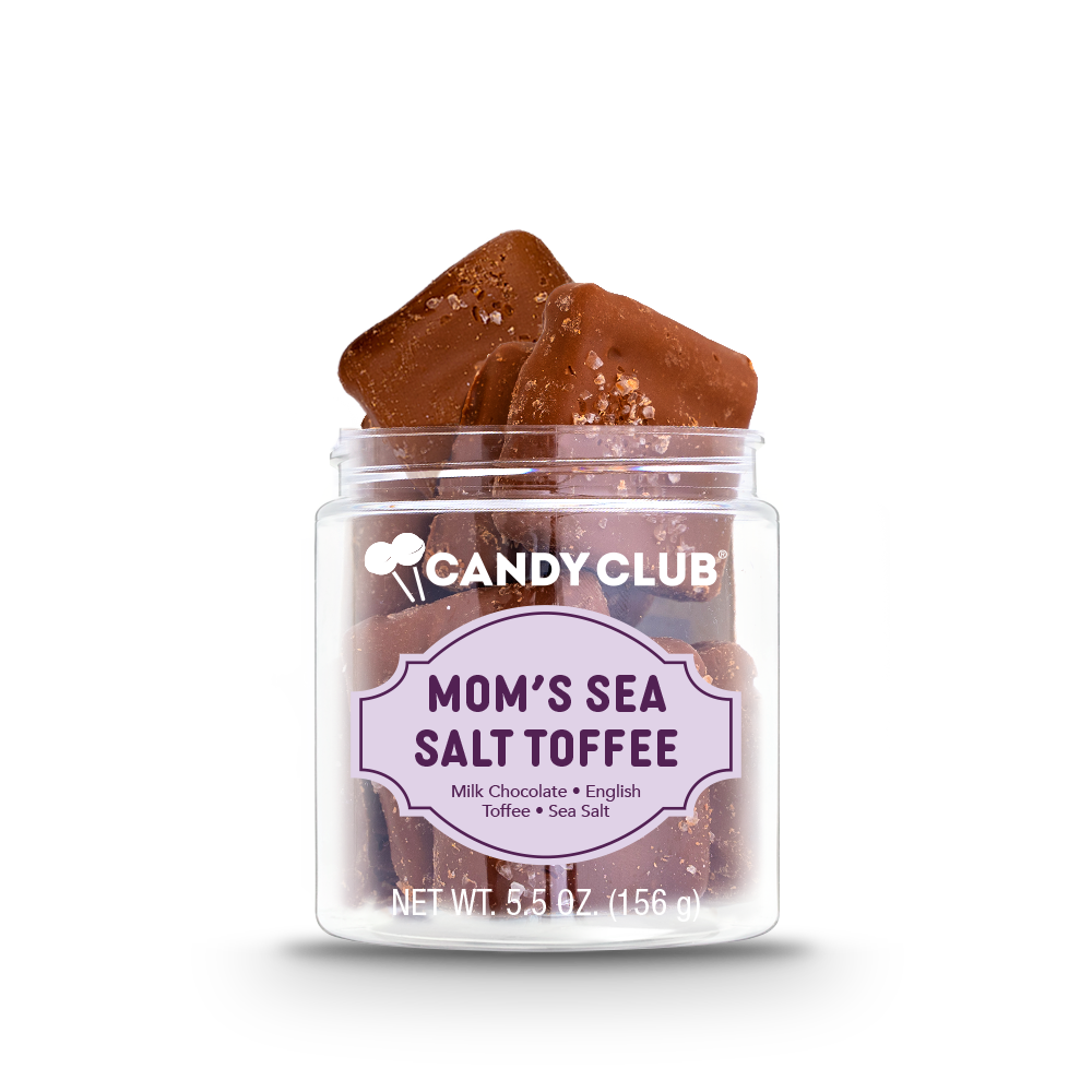 Mom's Sea Salt Toffee *MOTHER'S DAY COLLECTION*