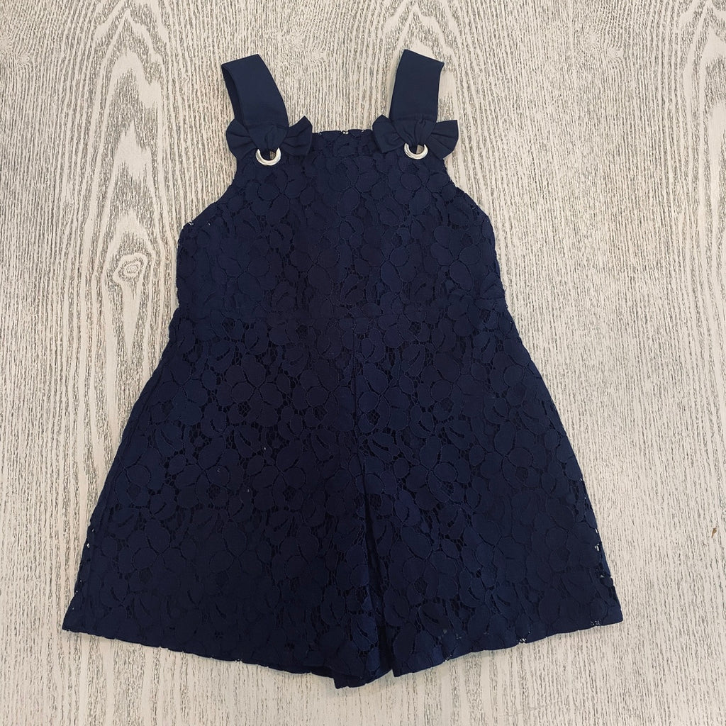 LACE OVERALLS