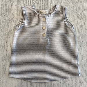 Magnolia Striped Tank T-Shirt